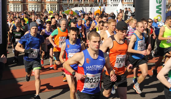 Hastings Half Marathon 2020